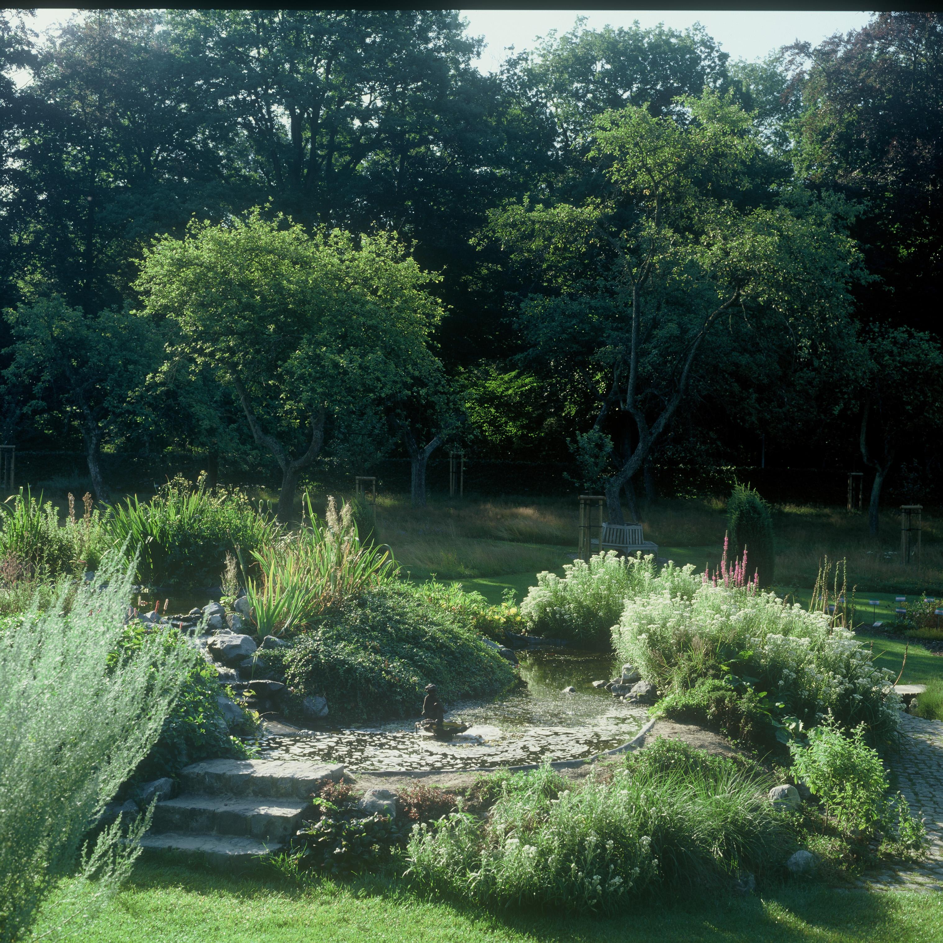 D couvrez ce domaine pr s de ciney et rochefort la f te for Jardin loisir