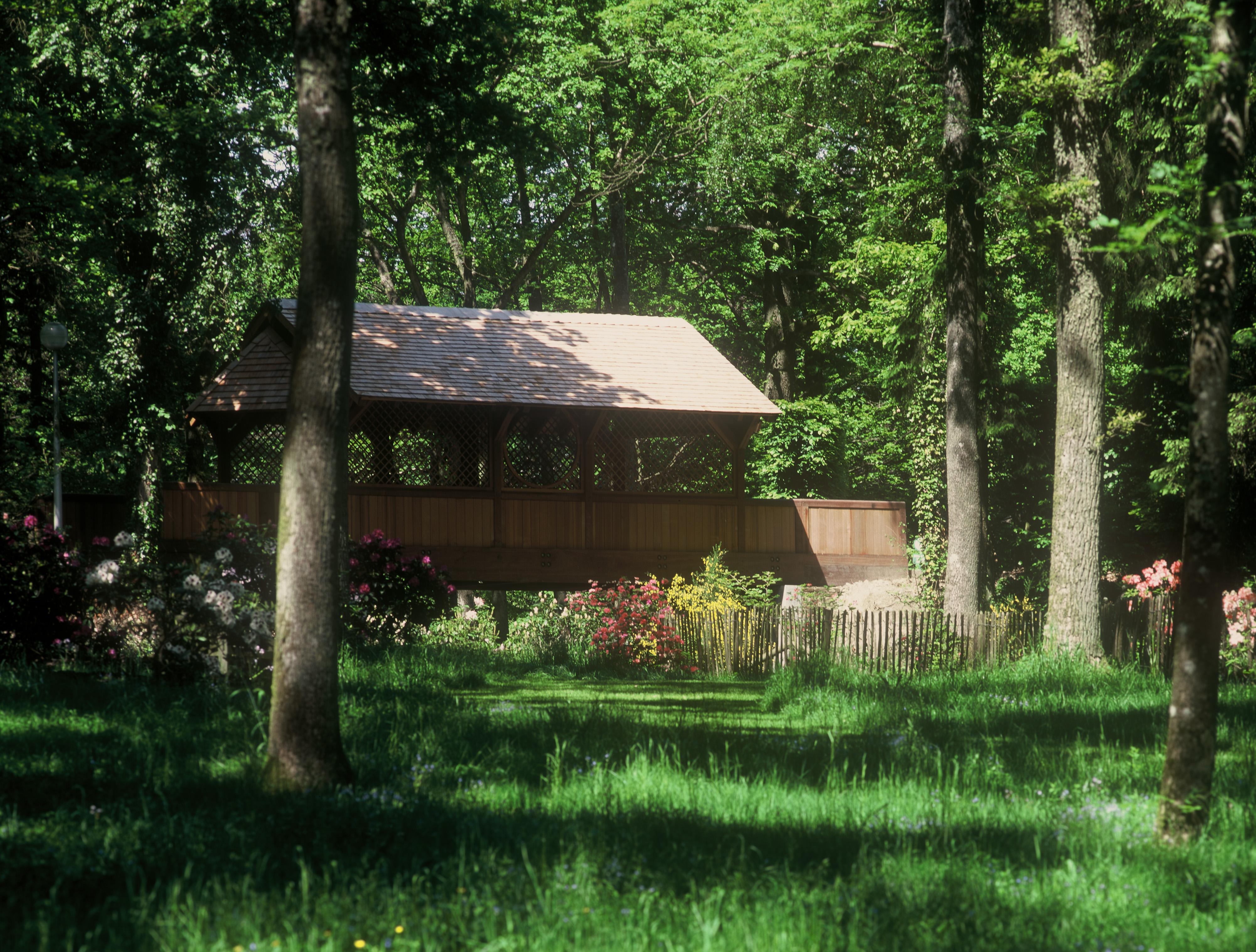 Chevetogne photo 038 la f te de jardins loisirs for Jardin loisir