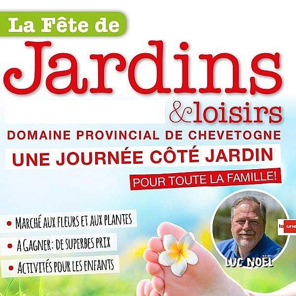 La fête de jardins & Loisirs le jeudi 30 mai 2019